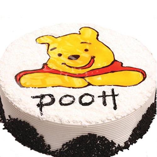 动力火车/天线宝宝主题生日蛋糕-卡通蛋糕